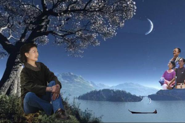 《我心中的月亮》