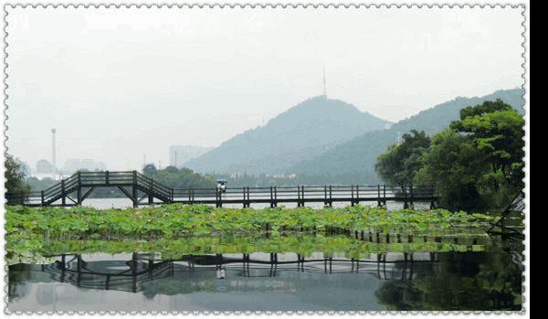 首页 现代诗 > 作品  浙江杭州萧山湘湖,自然秀美,被称为杭州的母亲湖