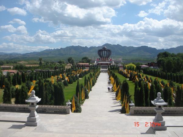 中国历史上第一座都城 中国黄帝城