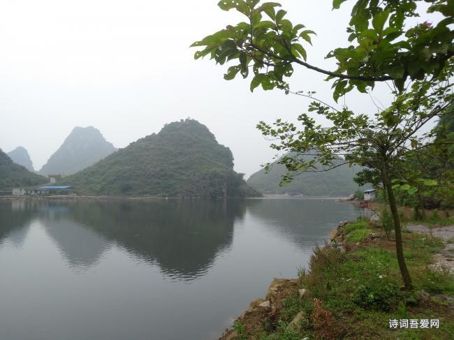 夏雨大自然风景图片