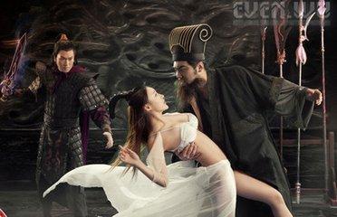 中国古代四大美女:貂蝉
