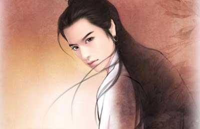 潘安被誉为天下第一美男