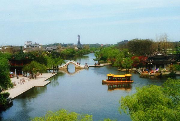 扬州香茗湖别墅